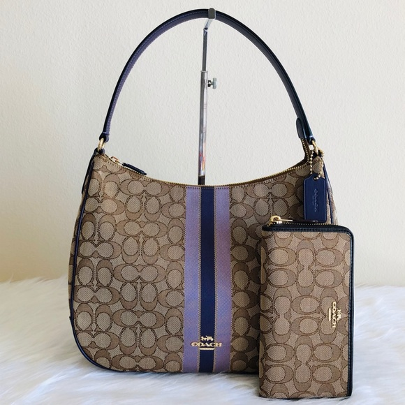 Coach Handbags - Coach purse and matching wallet